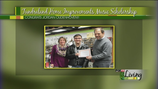 Tundraland's Music Scholarship Winner Announced