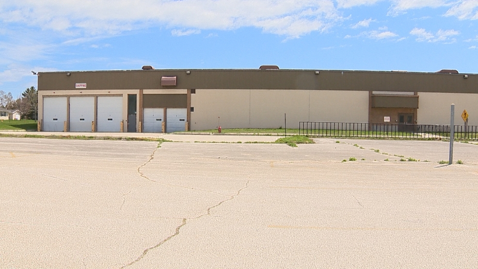 Developers are planning to purchase the former Paragon Electric building in Two Rivers, seen on Fri, May 16, 2014. (WLUK)