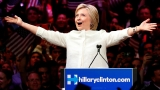 Clinton says Trump behaving like a demagogue