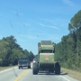 Motorists urged to be cautious while driving during harvest season