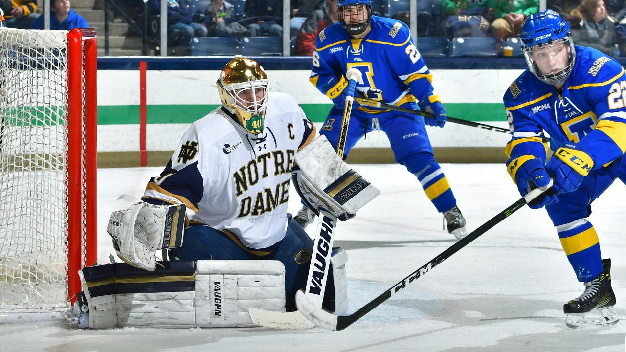Photo by Matt Cashore courtesy Fighting Irish Media