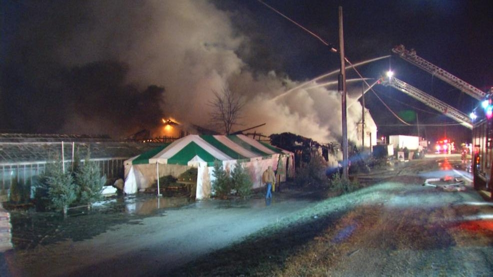 Hoffman S Farm Looks To Fundraising To Rebuild After Fire