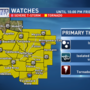 Tornado watch issued for much of mid-Missouri