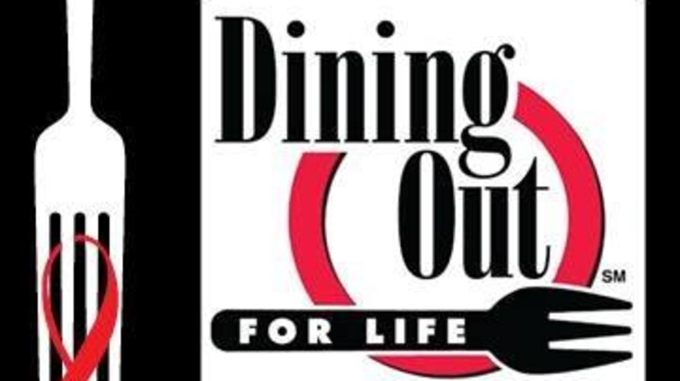 2018 Dining Out for Life benefit to be held Thursday