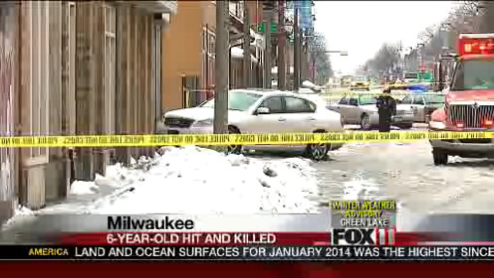 Child struck and killed in Milwaukee