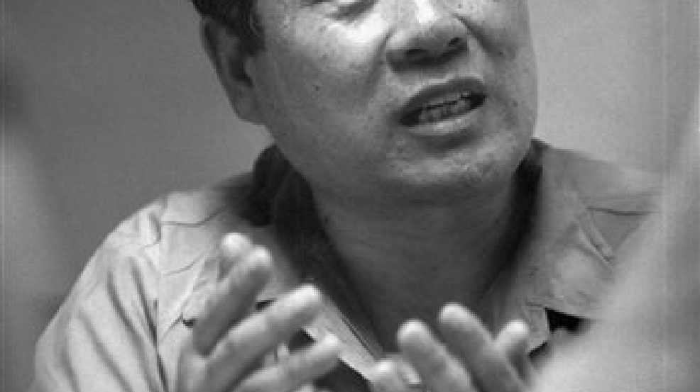 This undated file photo shows Han Tak Lee in Pennsylvania. After 24 years in prison, a U.S. district judge vacated Lee's state conviction and sentence on Friday, Aug. 8, 2014, agreeing with a magistrate's conclusion that the science underpinning the case has been discredited. On Friday, Aug. 22, 2014, the 79-year-old Lee is scheduled to be released from a state prison in rural central Pennsylvania and then appear at a federal court hearing to determine the conditions of his release. (AP Photo/The Philadelphia Inquirer, Todd Buchanan, File)
