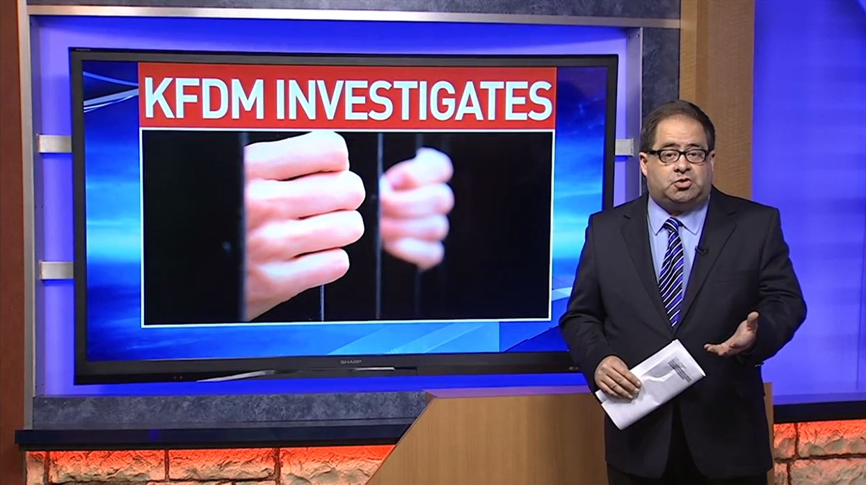 KFDM's Angel San Juan investigates: Is there a culture of abuse at Jefferson County Jail?