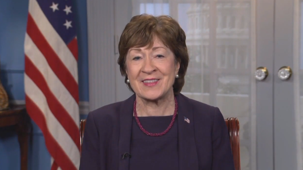 Sen. Collins connects with Maine astronaut aboard ISS