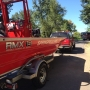 Water rescue crew responds to man in distress in Alton Baker Park
