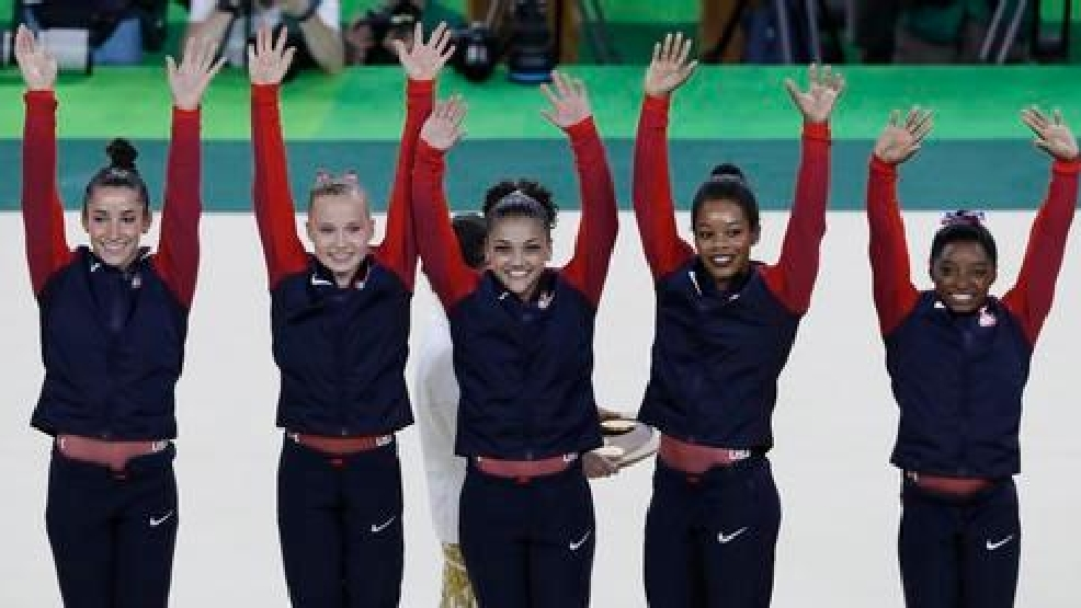 Touching reason US gymnasts picked the 'Final Five' nickname