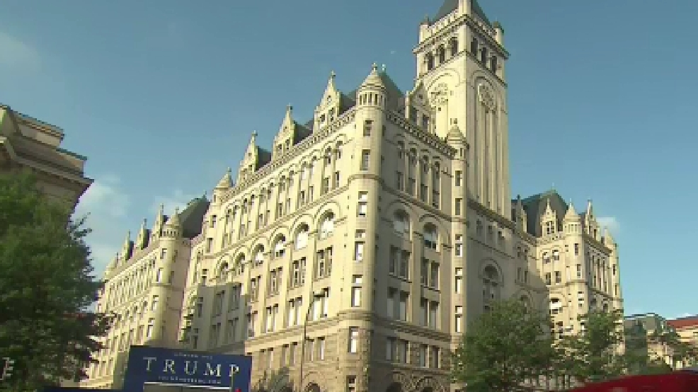 Donald Trump suing D.C. over tax bill for new Trump Hotel ...
