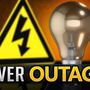 More than 1,300 customers without power in St. Albans area