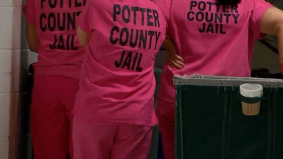 Potter Co  Jail resources wear thin with overcrowding | KVII