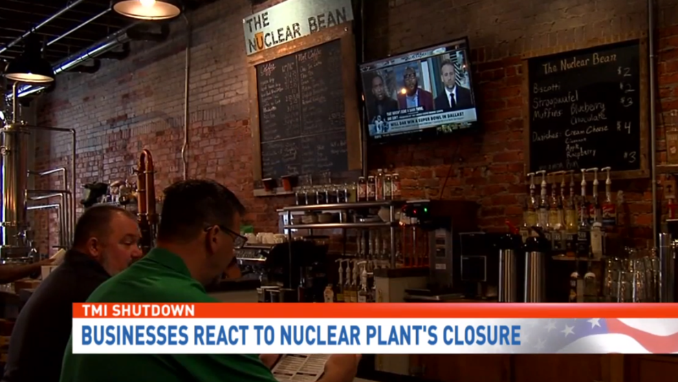 Local businesses react to TMI closure | WHP