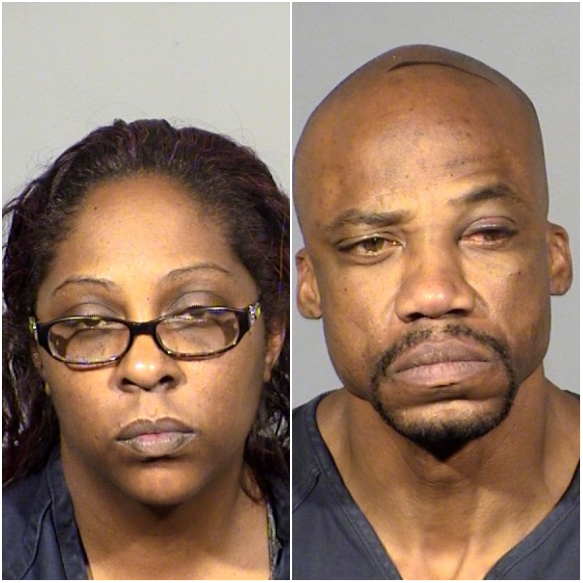 Couple arrested after double homicide near Bonanza, Pecos{&amp;nbsp;} (LVMPD)<p></p>