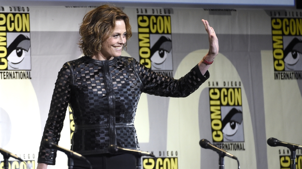 Sigourney Weaver hoping to reprise 'Alien' heroine Ripley