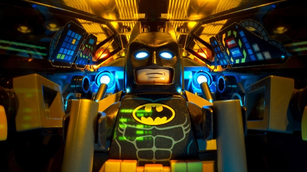 'LEGO Batman' wins stateside, 'Fifty Shades Darker' dominates the world