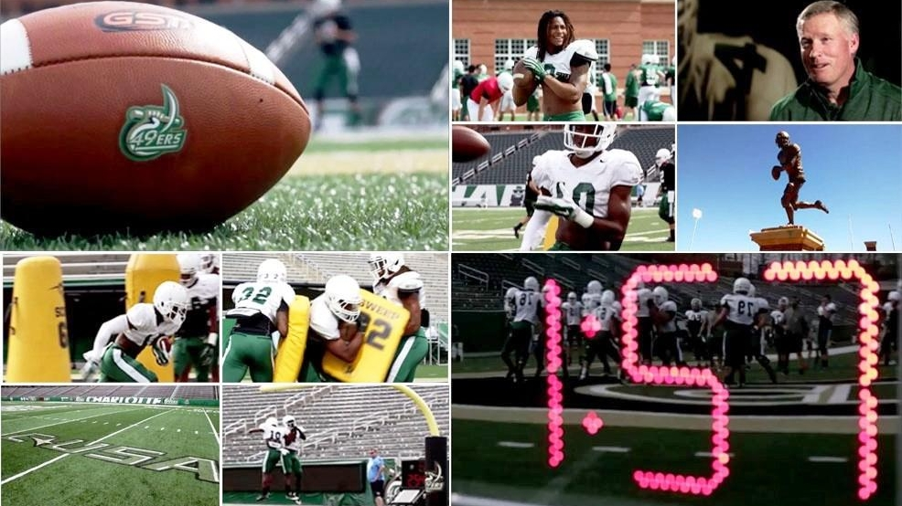 Charlotte football featured image