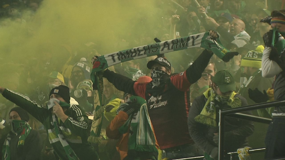 Timbers recibió a Atlanta United