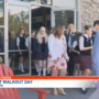 Boca students start poignant conversation for National WalkOut Day
