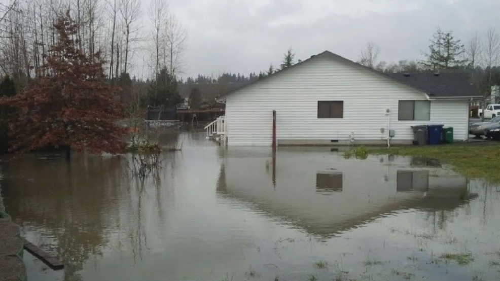 Auburn, Sumner, Pacific face increased flooding risk, and you can blame Mt. Rainier