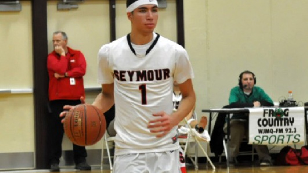 Seymour senior Sandy Cohen has recommitted to Marquette. (Doug Ritchay/WLUK)
