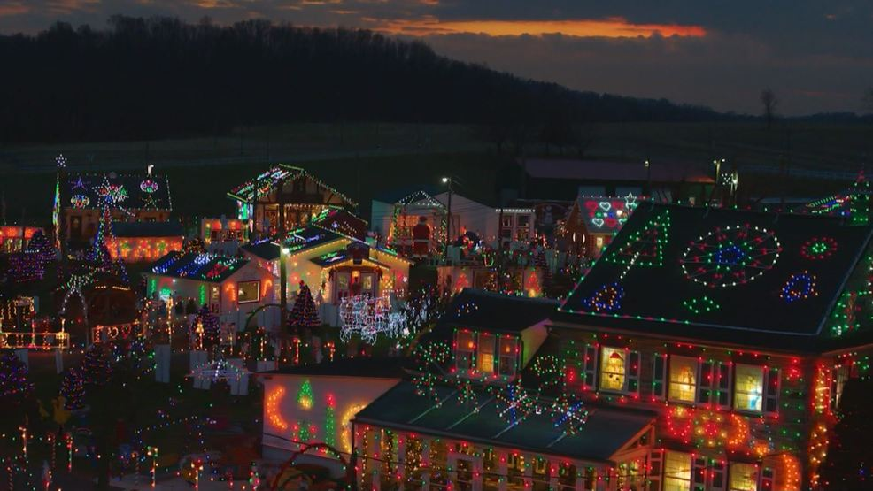 Pennsylvania: Village boasts 1,000,000+ Christmas lights! - Pennsylvania: Village Boasts 1,000,000+ Christmas Lights! KTUL