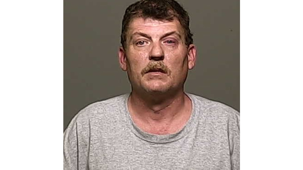 Dennis Mitchell (Courtesy Outagamie Co. Jail)