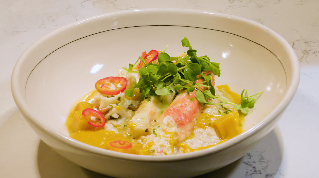 King Crab Risotto (Image: Seattle Refined)