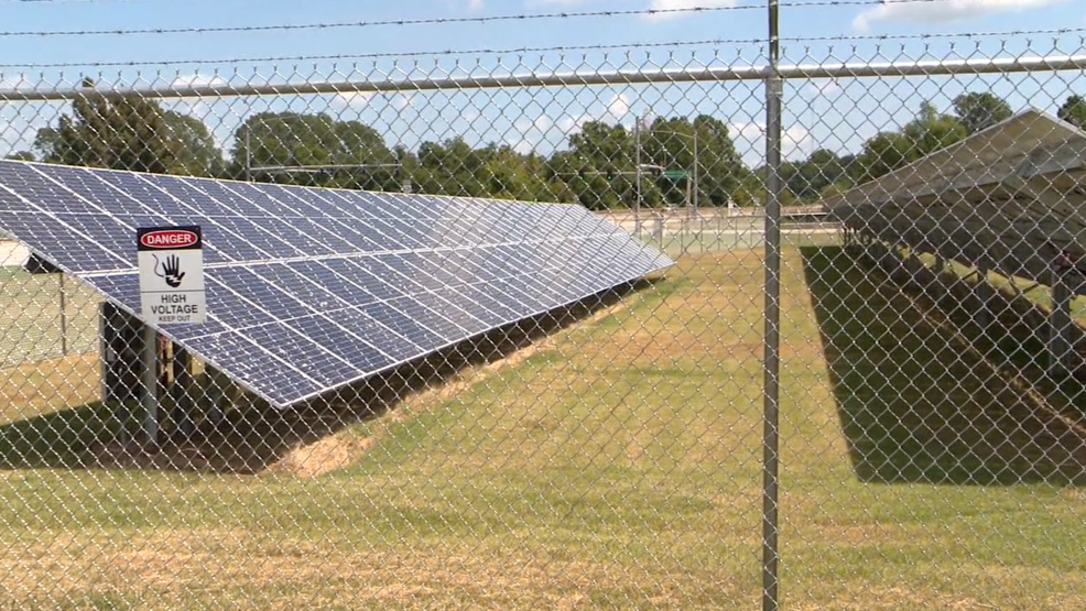 Jefferson County goes solar hoping to save $3.8 million over next 20 years