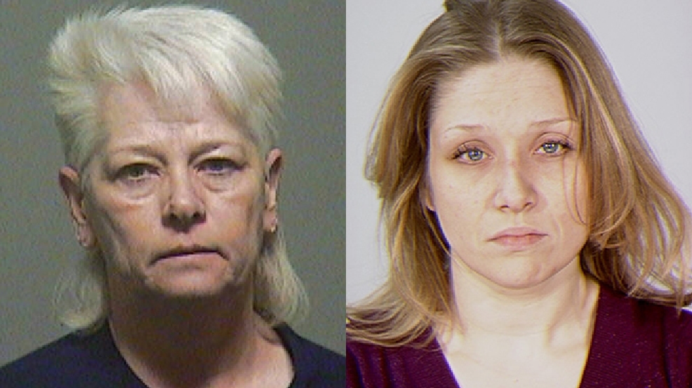 Dianna, left, and Kandi Siveny (Outagamie Co. Sheriff's Dept.)