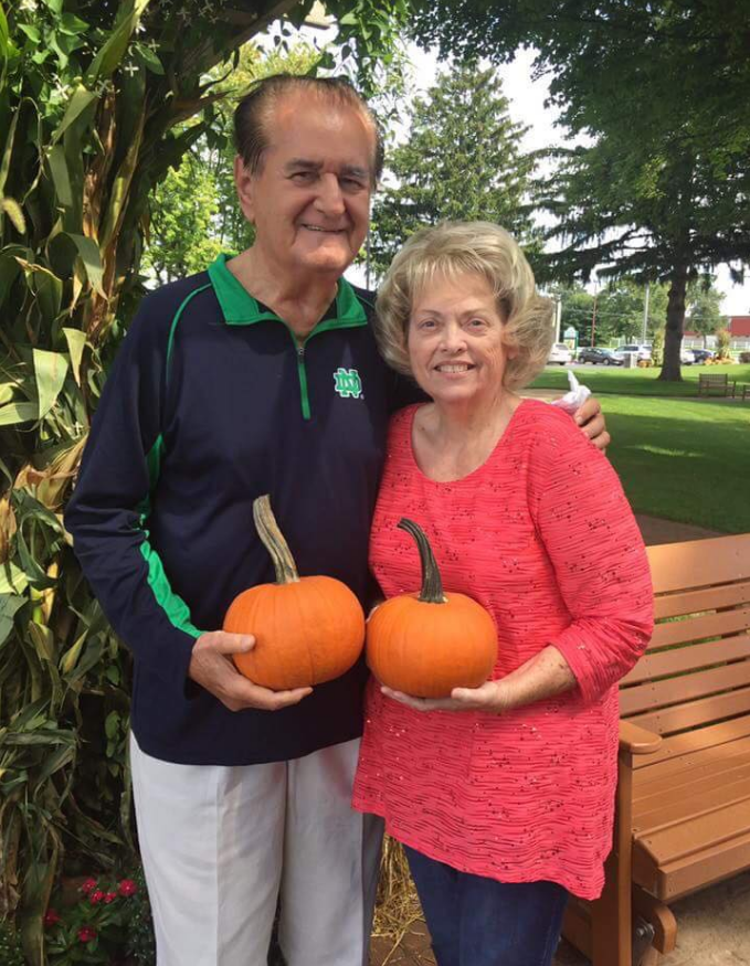 Edward and Sharon Vegh // Photo provided