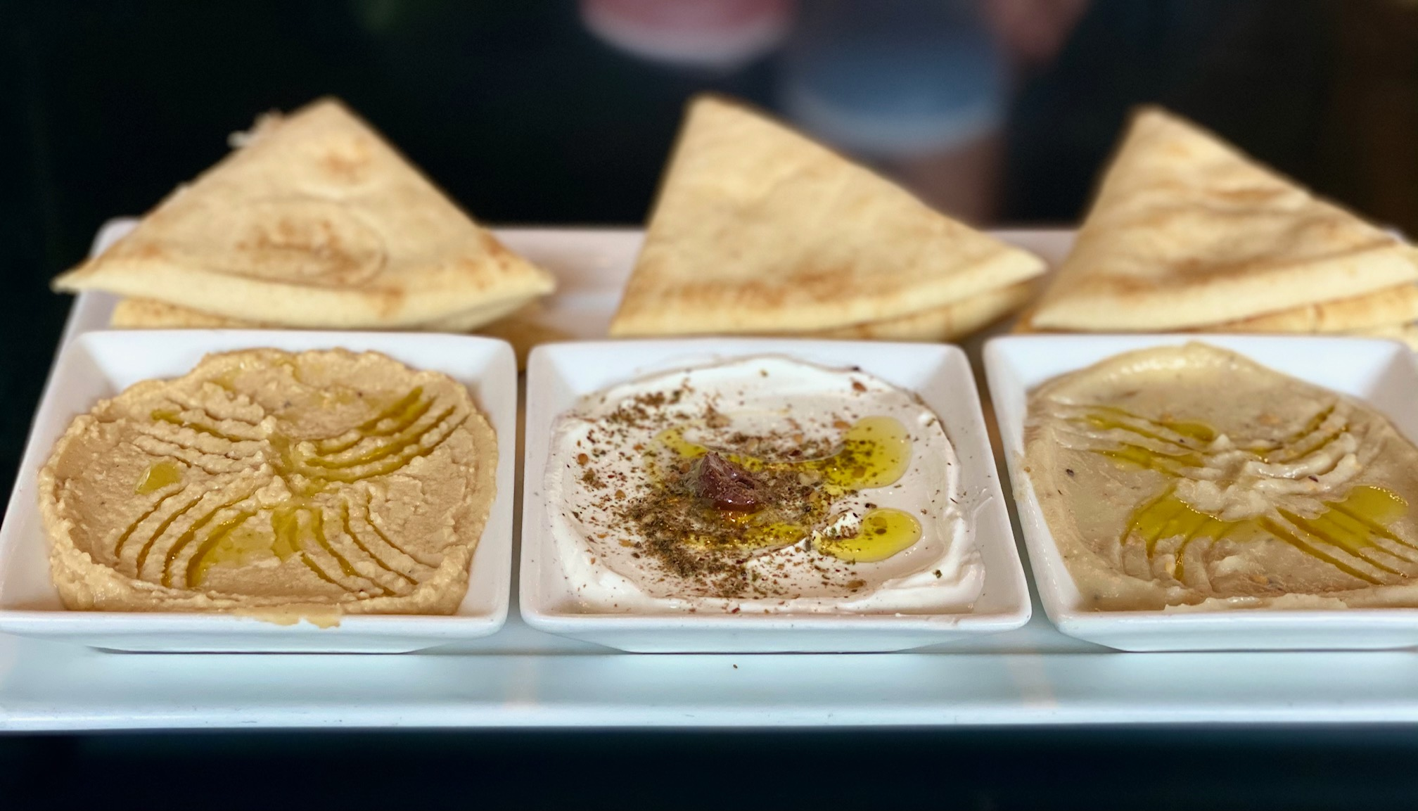 Trio of Spreads{ }(Image: Karen Rose/Seattle Refined)