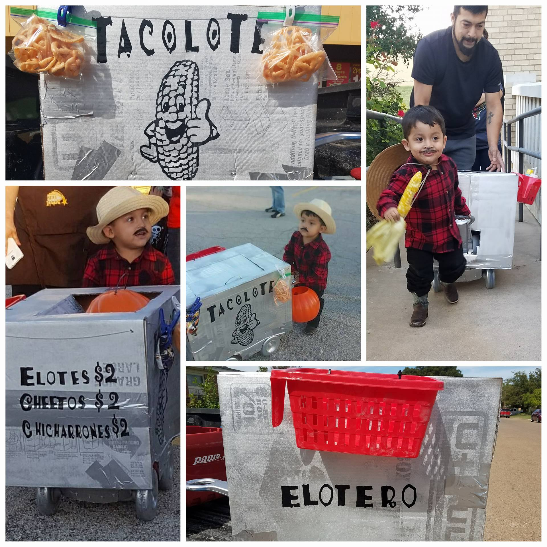 David Torres, 2 --Â?His mom tells us he's an Elotero.