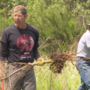 Volunteers 'pull together' to protect native plants, remove noxious weeds