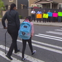 Hit in a crosswalk, 9-year-old makes courageous crossing