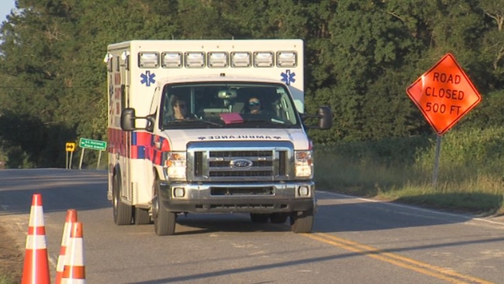 Two women dead after HCSO van drives through flood: Horry