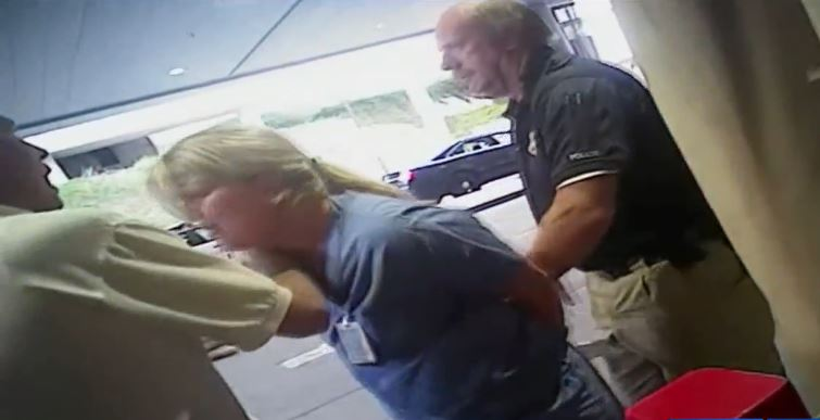 Salt Lake officer who arrested nurse would like to apologize says attorney (Photo: SLCPD)