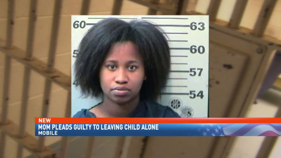 (IMG: WPMI) Mobile mother pleads guilty to leaving child at Waffle House