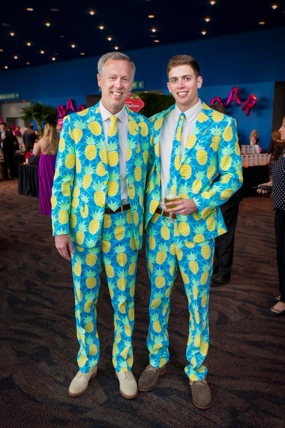 Pictured: Russ Vester and Sam Vester / Event: JDRF Gala (May 12) / Image: Mike Bresnen Photography // Published: 6.6.18