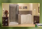 Affordable Safety Tub and Walk-In Showers from Tundraland