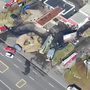 Fire erupts at Midnite Oil gas station in Ooltewah Thursday morning