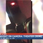 Cell phone footage shows theater on night of shots fired incident