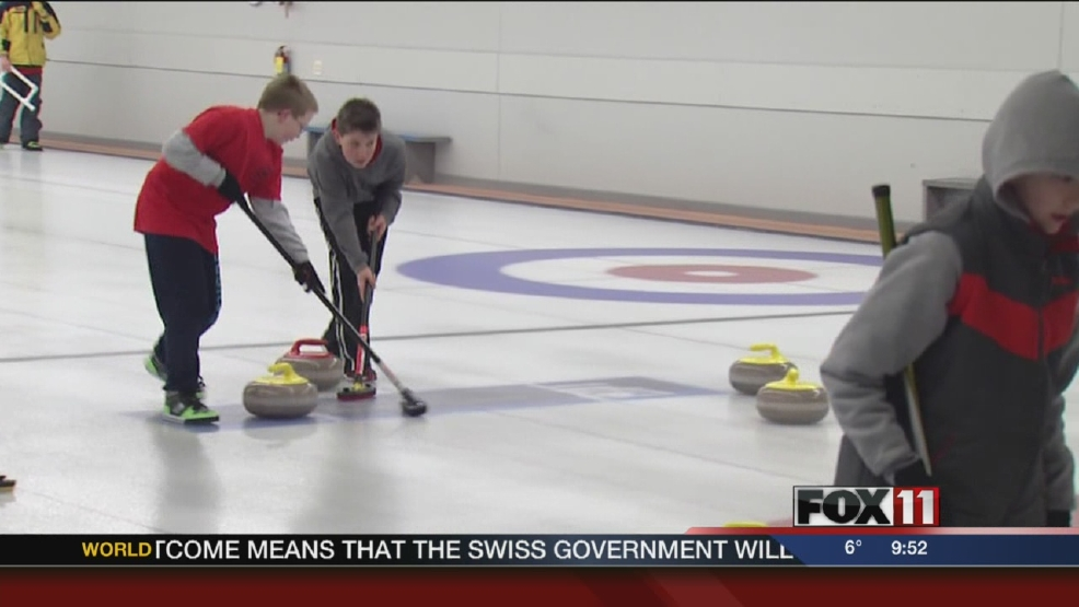Curling interest grows with Winter Olympics