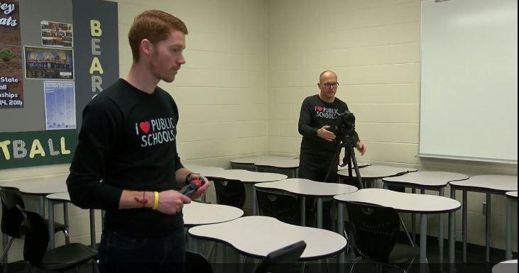 'Nebraska Loves Public Schools' documentary about Kearney High School