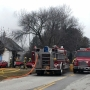 Fire damages house in northern Manitowoc County
