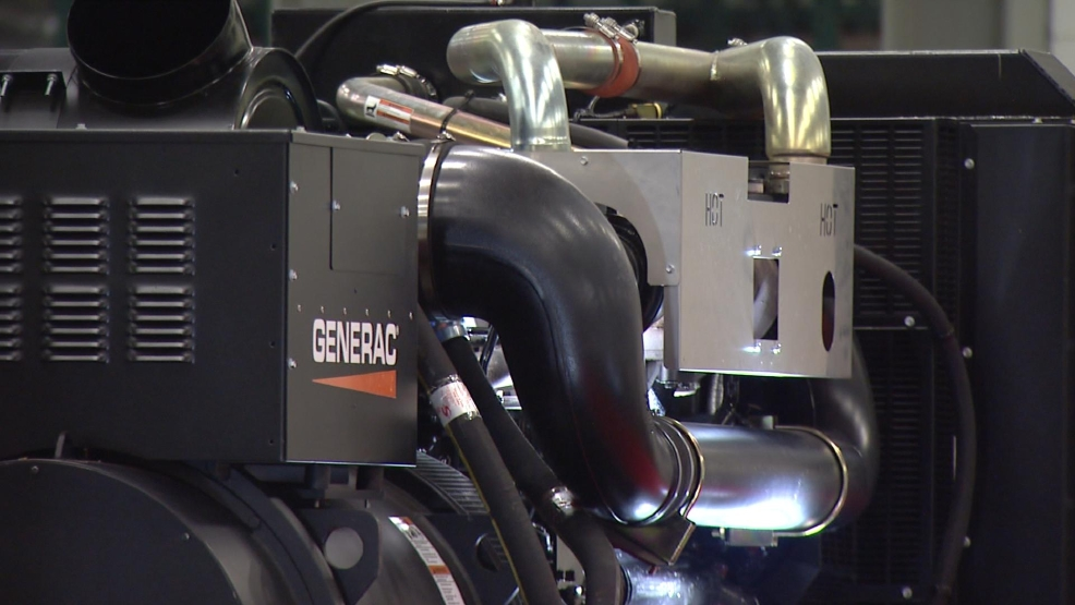 Generator manufacturer Generac is expanding and adding about 50 jobs in the Fox Valley