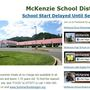 McKenzie School District postpones start of school year due to air quality