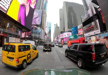 New York will be first US city to charge congestion toll