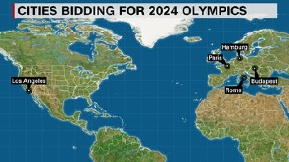 2024 olympics los angeles being considered to host games kptm 2024 olympics los angeles being considered to host games gumiabroncs Gallery